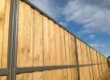 Kwikfynd Lap and Cap Timber Fencing aberfoylepark
