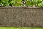 Aberfoyle Park Thatched fencing 4